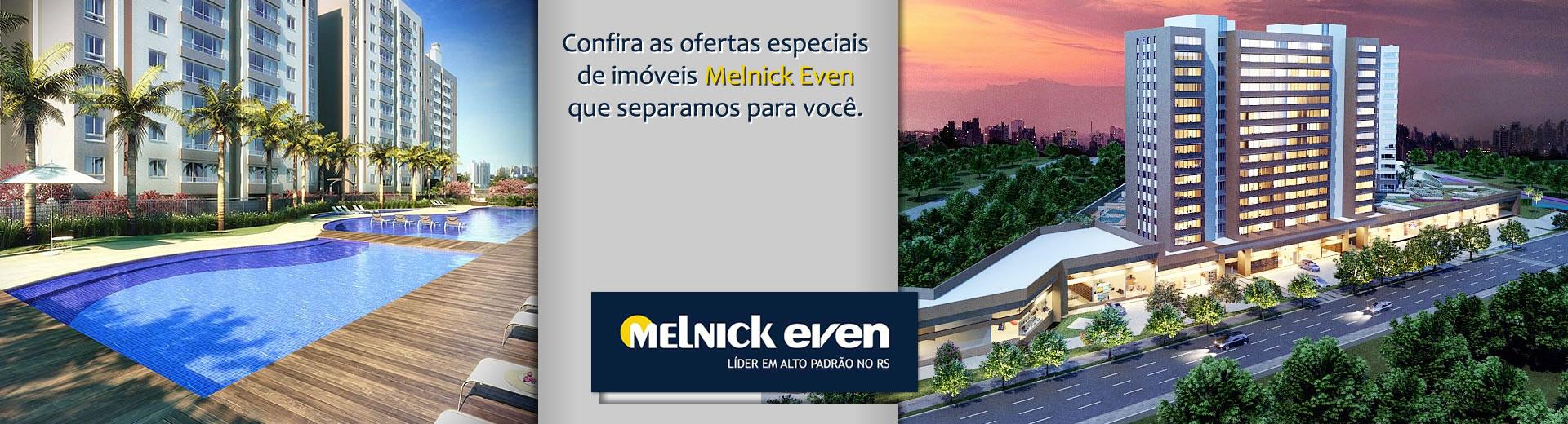 Melnick Even - Confira os imoveis