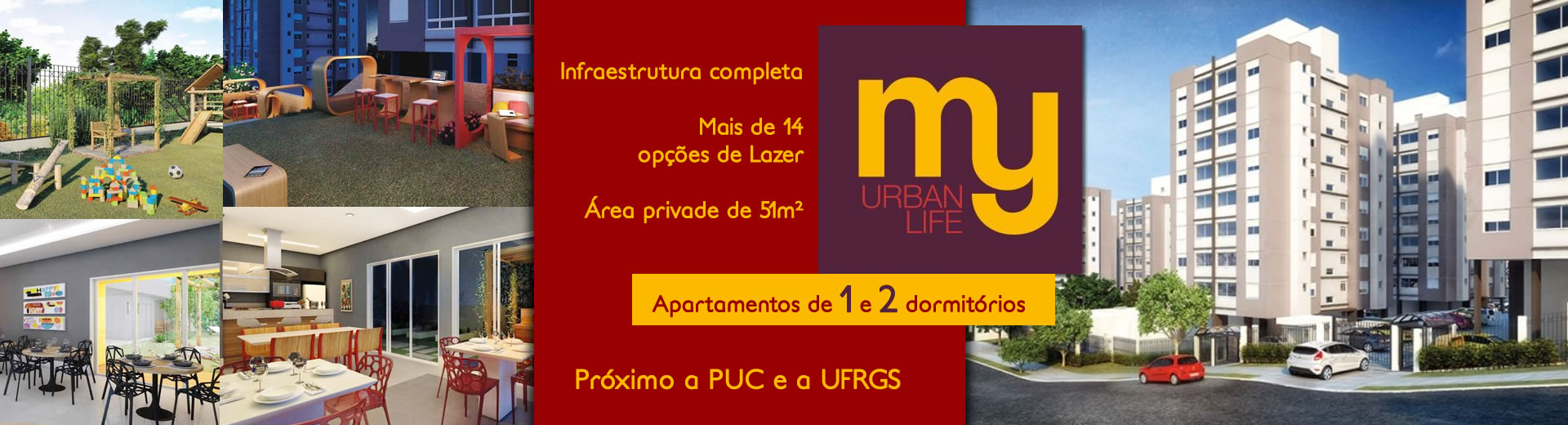 My Urban Life - Nex Group Poto Alegre
